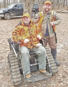 Michigan Operations Freedom Outdoors will be offering reserved hunting opportunities for hunters with health challenges. Photo courtesy of MI DNR
