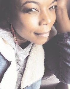 """Tamara Jones-Anderson got her first on-set experience working on the feature film """"Ring of Silence"""" Courtesy photo"""