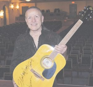 Mark Farner and his American Band will kick off his 50th Anniversary Tour at the Capitol Theatre in Flint. Photo by Ben Gagnon