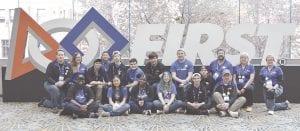 Carman-Ainsworth High School's Megatron Oracles (Big MO) Team 314. Photo provided