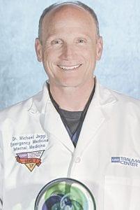 Dr. Michael Jaggi