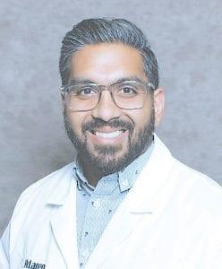 Zubair Sarmast, MD