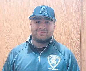 Devon Smith, a 2014 C-A graduate, will be the Cavaliers' head baseball coach this season. Photo provided