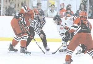 High school hockey continues to look different in the area as the years go by with teams falling by the wayside and new co-ops appearing. File photo