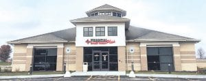 The new Financial Plus Credit Union at 8075 Lapeer Rd. in Davison Township. Photo provided