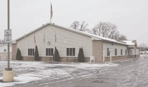 The Veterans of Foreign Wars Post 3087, G-4138 Corunna Rd., will no longer serve as a polling place for Flint Township. A new facility will be announced soon for voters in Precincts 6 and 11. Photos by Gary Gould