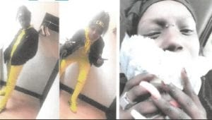 Photos of Tanadia Younger of Flint who is charged with nine felony counts in connection with the alleged human trafficking of three teenage girls. Photo provided