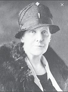 Anna Jarvis Photo provided