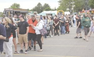 A look back at last year's Food Truck Festival in Grand Blanc. File photo