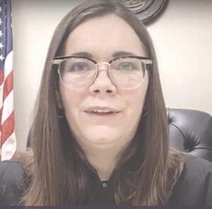 Judge Jessica Hammon