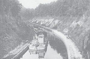 Photos courtesy of the Burton Area Historical Society