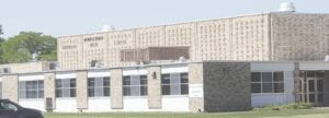 A look at Atherton Jr./Sr, High School on Genesee Road in Burton. Photo by Gary Gould