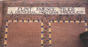 Faience Tile