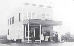 Burton Grocery on Center Road across where Meijer is now.
