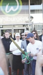 Wahlburgers in Flint Township will be closing permanently on Dec. 24. File photo