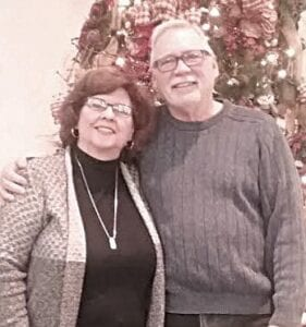 Walt and Becky Chupek are looking forward to a longer future together thanks to the lung transplant Walt received just after Thanksgiving. They encourage people to think about organ donation as a way to give others a second chance at life. Photo provided