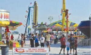The festival will take place at Lake Callis Recreational Complex June 9 - June 13.