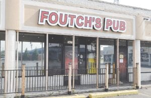 Foutch's Pub on Linden Road is expected to be closed for several months following a fire on June 30. Photo by Ben Gagnon