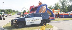 A scene from National Night Out 2018 in Flint Township. File photo