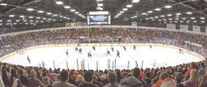 A look at the Dort Financial Event Center where the Firebird games will take place. The center recently underwent a $3 million renovation project. Photo Flint Firebirds website