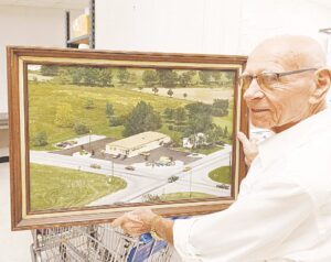 Ralph Nehring and his family still own Nehring's Market, 3517 S. Belsay Rd., in Burton. Photo provided